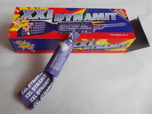 Petarda XXL dynamit