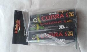 PYRO-AIRSOFT.cz nabízí: Petarda Cobra 6 - bez fontány