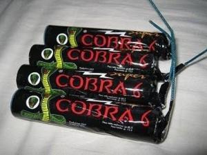 PYRO-AIRSOFT.cz nabízí: Petarda Cobra 6