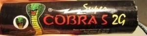 PYRO-AIRSOFT.cz nabízí: Petarda Cobra 5 - bez fontány