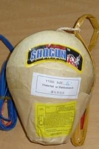 Vrba 125mm - titanová s dračím vejcem a velkým ohonem