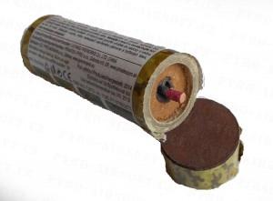Dýmovnice škrtací - fialová
