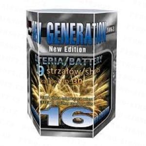 PYRO-AIRSOFT.cz nabízí: New Generation 16