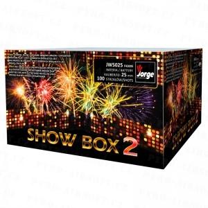 PYRO-AIRSOFT.cz nabízí: Show Box 2   cal 25 mm