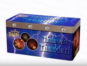 Thunder ! Thunder !
