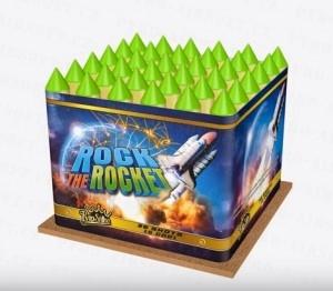 PYRO-AIRSOFT.cz nabízí: Rock The Rocket