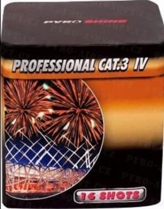 Professional IV.  cal 50 mm
