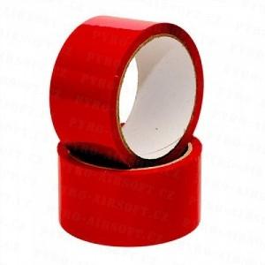 Páska rozlišovací - červená