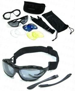 PYRO-AIRSOFT.cz nabízí: Guarder brýle C4