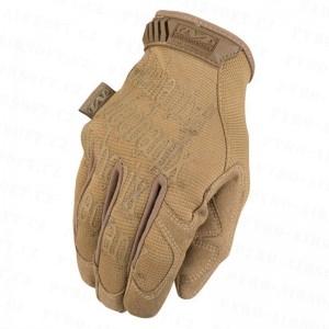 PYRO-AIRSOFT.cz nabízí: Mechanix rukavice Original Coyote