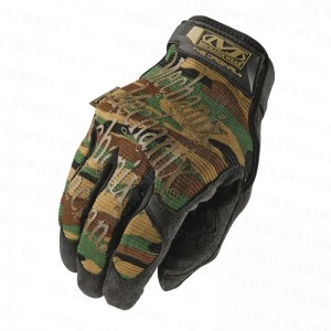 Mechanix rukavice Original woodland