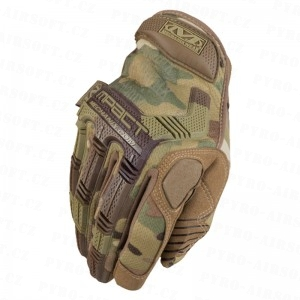 PYRO-AIRSOFT.cz nabízí: Mechanix rukavice M-pact Multicam