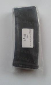 PYRO-AIRSOFT.cz nabízí: Polymerový zásobník pro M4/M16 na 140ran tlačný - černý [Guarder]